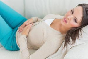 sintomas de quistes en los ovarios